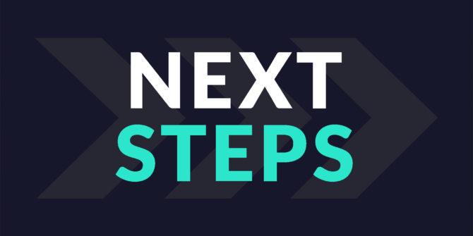 NMext Steps
