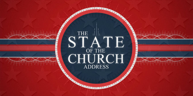 The State of the church address