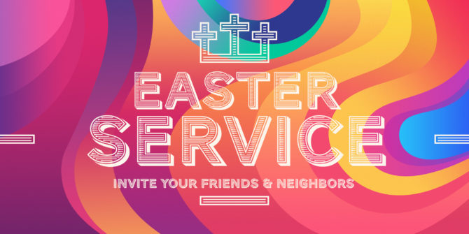 Easter Service Website