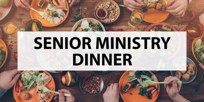 Senior Dinner Potluck